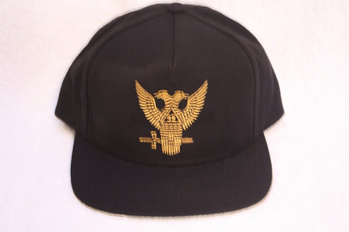 32nd & 33rd Consistory Mason Wings Up ball cap with embroidered logo emblem
