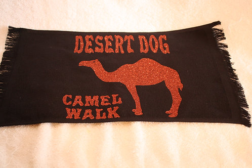 Shriner Camel Walk Mystic Shrine fan towel