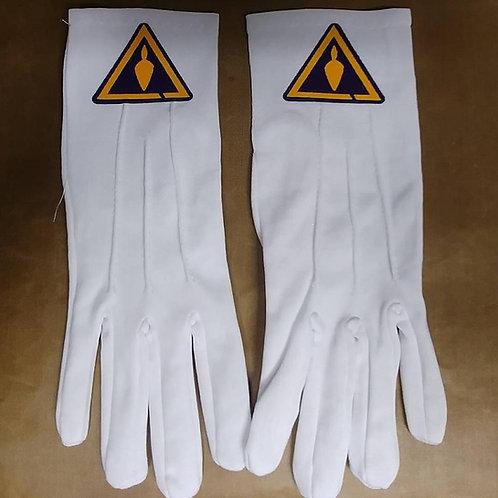 Royal & Select Masters Mason gloves with logo image