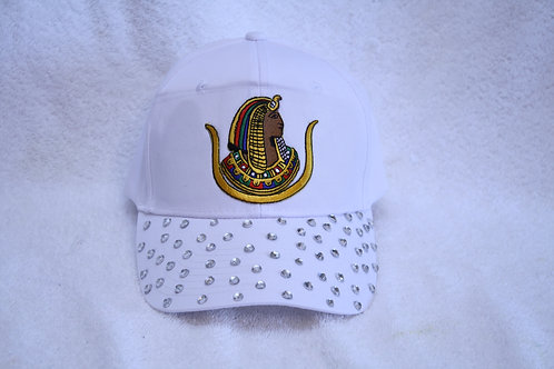 Daughter DOI rhinestone embellished ball cap