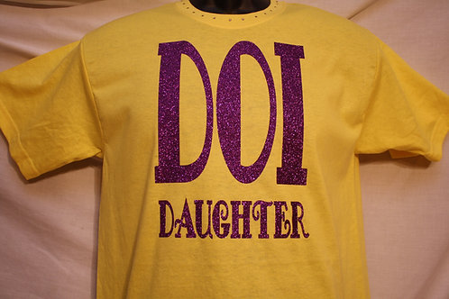 DOI Daughter t-shirt