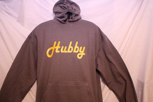 Hubby & Wifey personalized hoodie sweatshirt