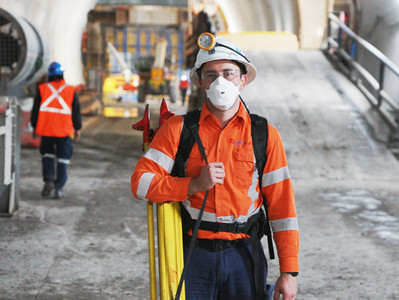 Surveying for Sydney Infrastructure Projects