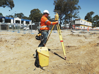 Topographic Surveys for Sydney Infrastructure Projects