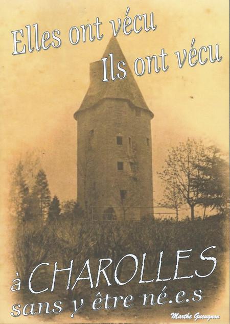 Elles, ils ont vécu à Charolles, avec ce 5° livre, encore des étoiles !