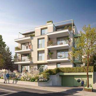 Auftrag: Gesamtleistungsauftrag Objekt: Mehrfamilienhaus mit 5 Eigentumswohnungen Ort: Zürich