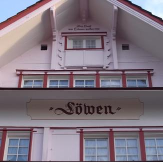 Auftrag: Verkauf Objekt: Gasthaus Löwen Ort: Schönengrund AR