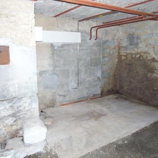 Auftrag: Bauexpertise Objekt: Einfamilienhaus Ort: Staad SG
