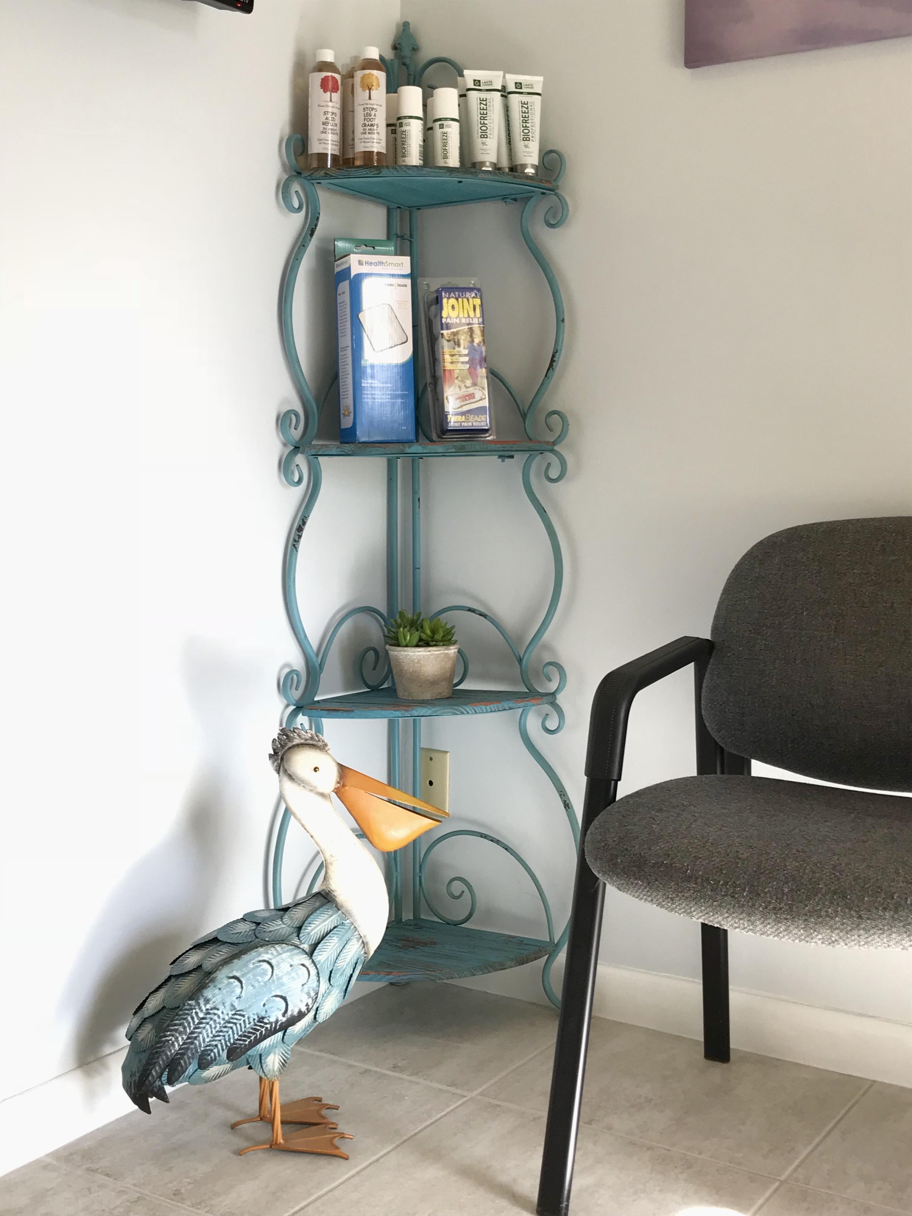 Marco Chiropractic Waiting Room