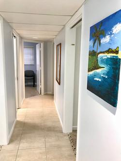 Marco Chiropractic Hallway