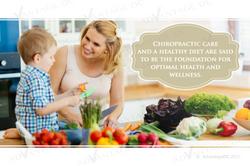 Chiro and health Watermark