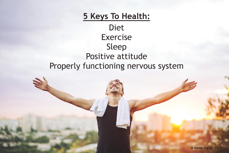 Keys to health