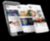 AdvantageDC digital reach marketing suite tablet