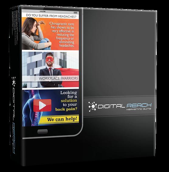 Digital reach marketing suite by advantageDC
