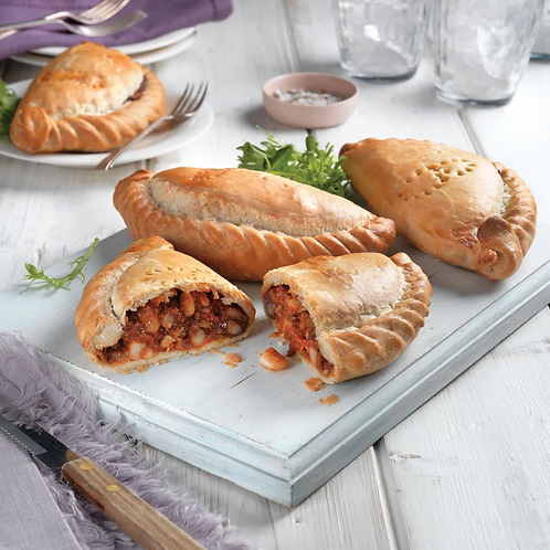 Mexican Bean Pasty,vegans and vegetarians.