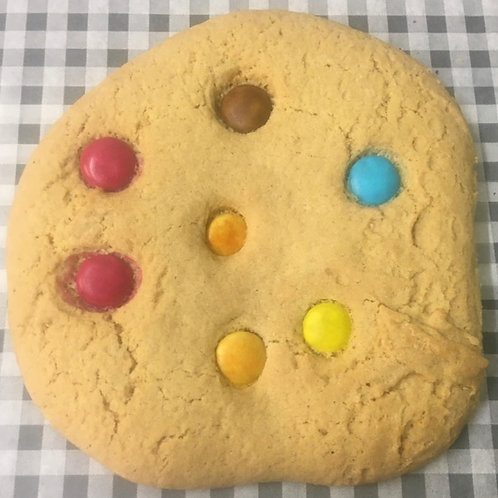 Giant Smartie Cookie