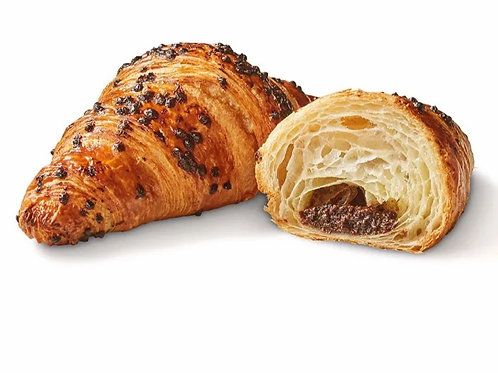 Chocolate and Hazelnut Croissant