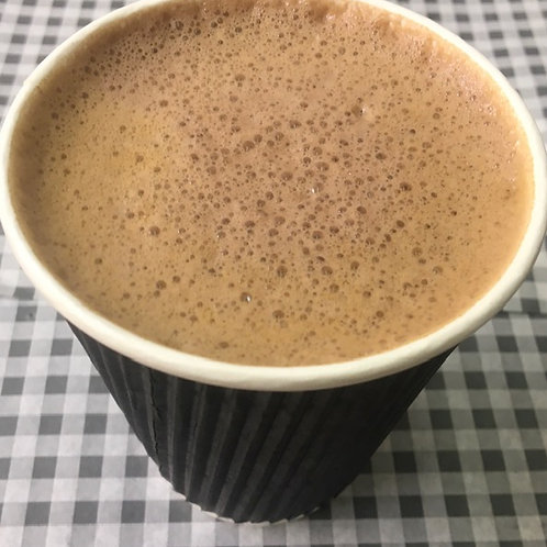 Large Mocha with syrup