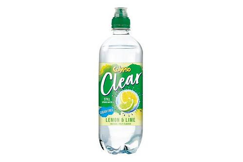 Calypso Clear Lemon Lime Flavour Water