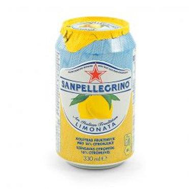 Lemon san pellegrino 330 ml
