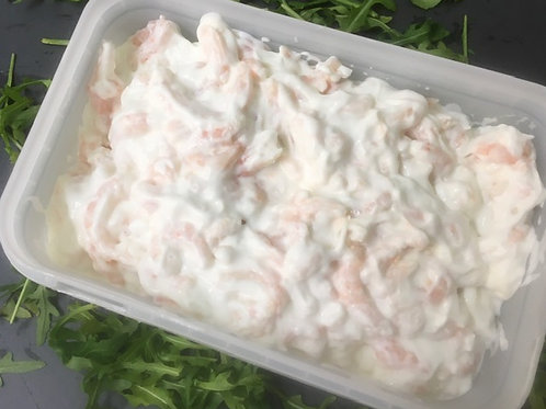 Prawn Mayonnaise Jacket Potat