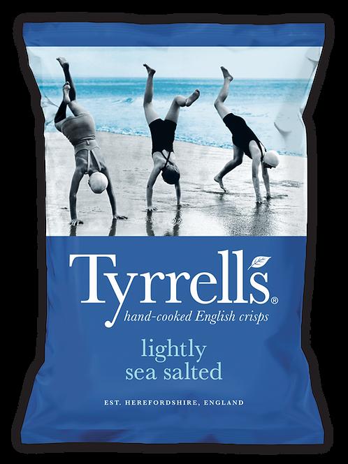 Lighly Sea Salted