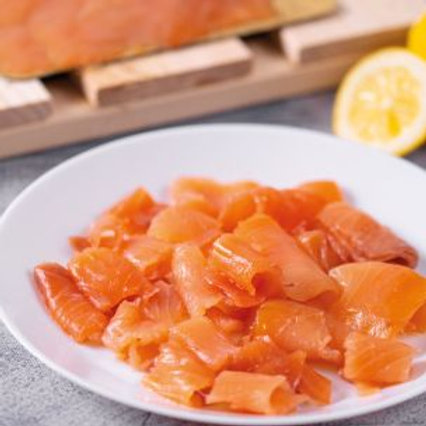 Smoked Salmon Salad Box
