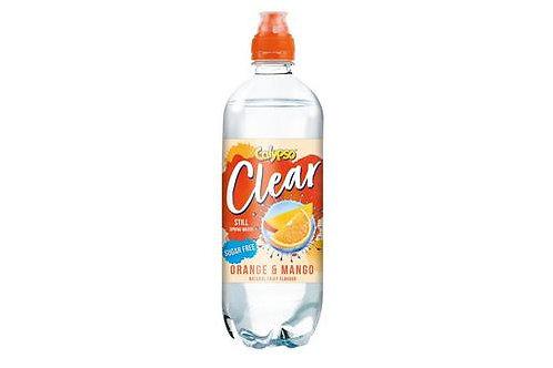 Calypso Clear Orange & Mango Flavour Water