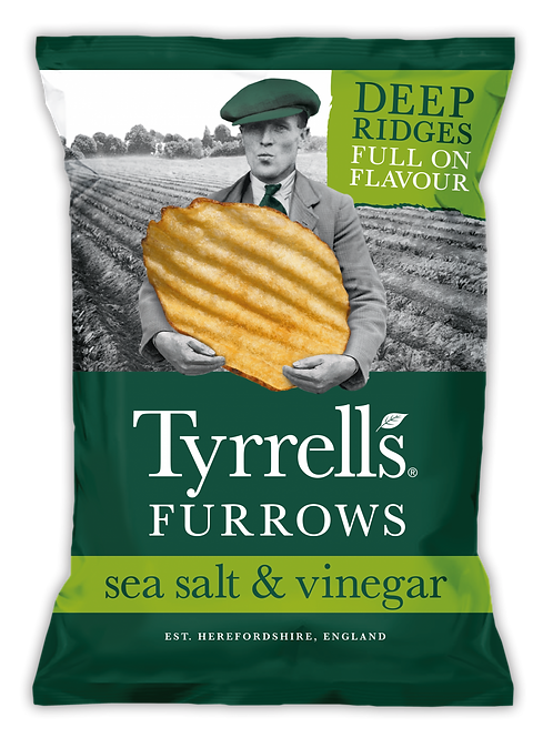 Sea Salt & Vinegar Furrows