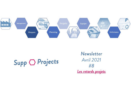 Newsletter #8 - Avril 2021