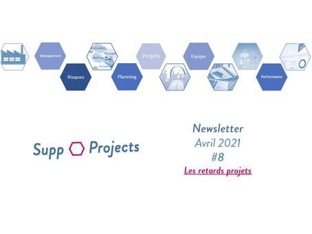 Newsletter #8 - Avril 2021