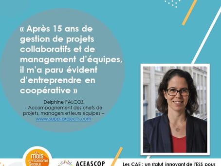 Entreprendre en Coopérative d'Activité et d'Emploi (CAE)