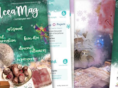 Composez votre liste de Noël dans le catalogue Acea'Mag