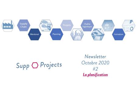 Newsletter #2 - Octobre 2020
