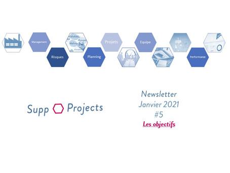 Newsletter #5 - Janvier 2021