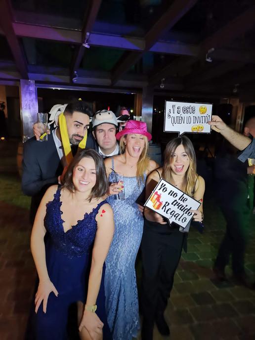 fotomaton fiesta girona
