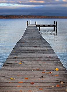 Steg Starnberger See