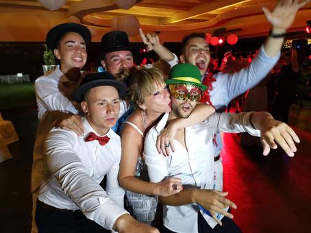 Fotomaton fiesta barcelona