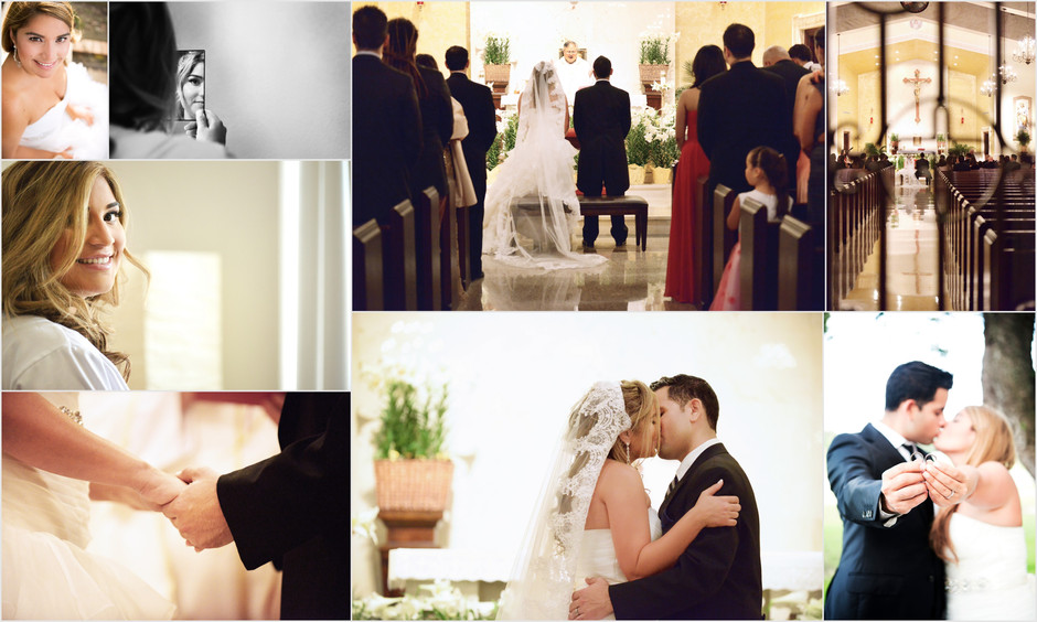 Hector + Ana Wedding