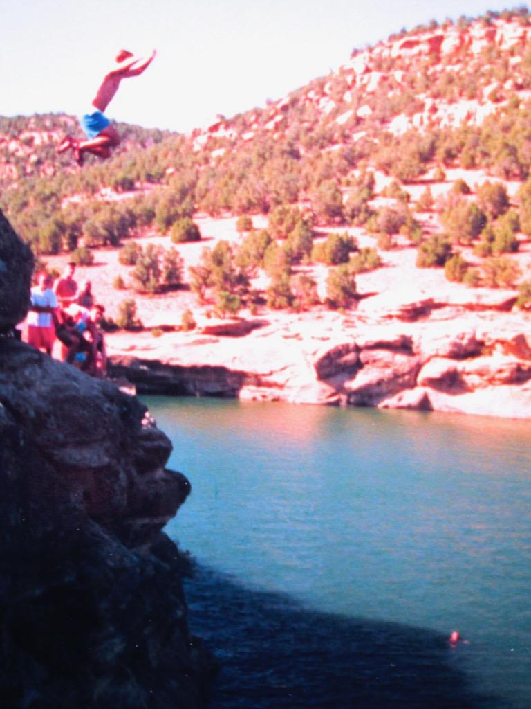 Durango, 80' leap