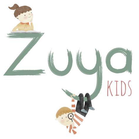Zuya Kids Logo