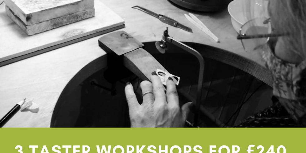 Summer School: Three Taster Workshops for £240