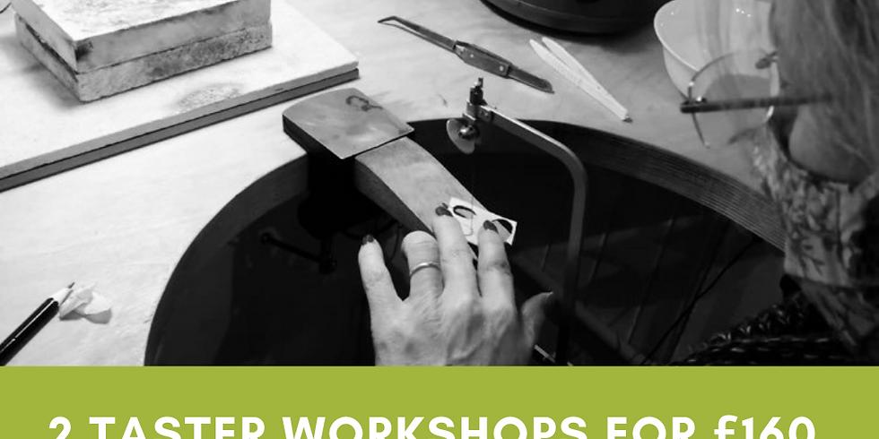 Summer School: Two Taster Workshops for £160