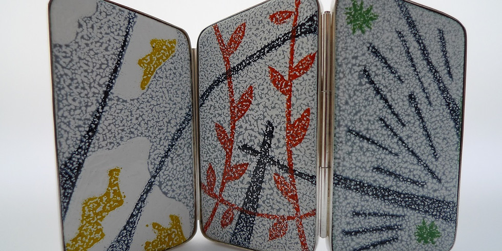 Summer School: Introduction to Enamelling - 2 Day Course