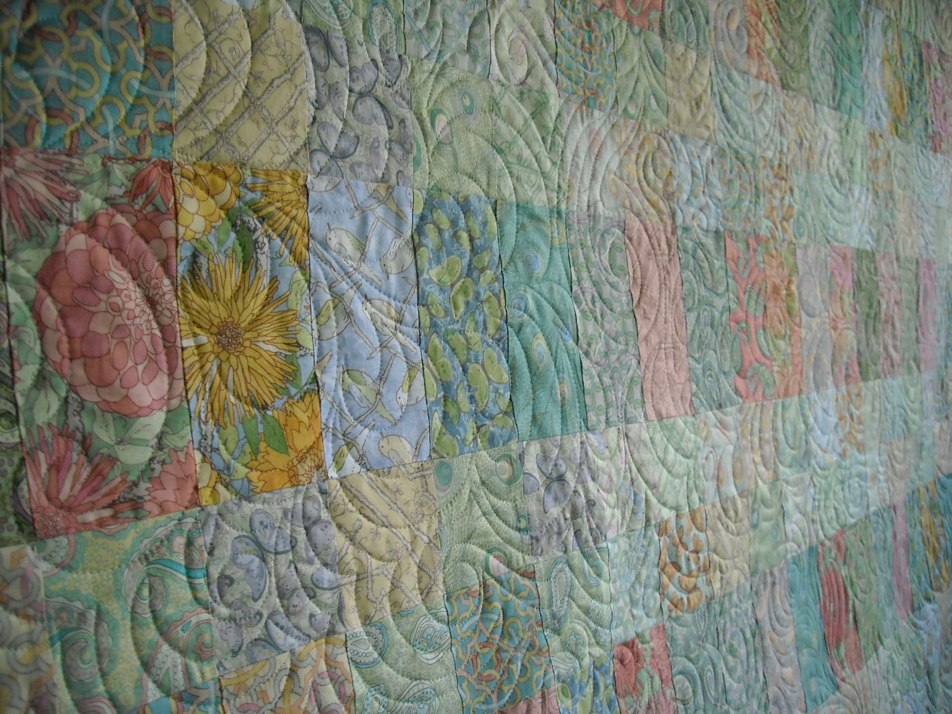 Graceful Quilting