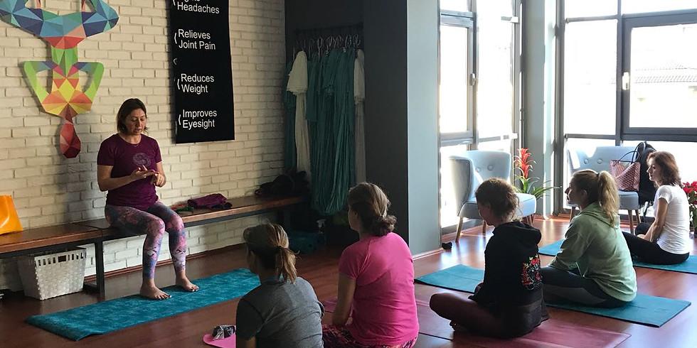 Yoga'da Derinleşme Atölyeleri