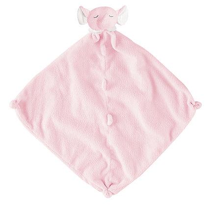 Elephant Blankie - Pink