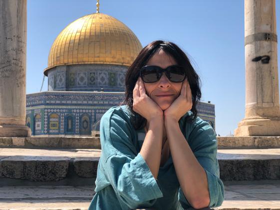 Jerusalem, una ciudad mágica...