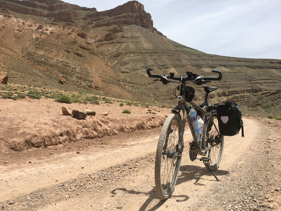 Trans Atlas - Trans Jebel Saghro