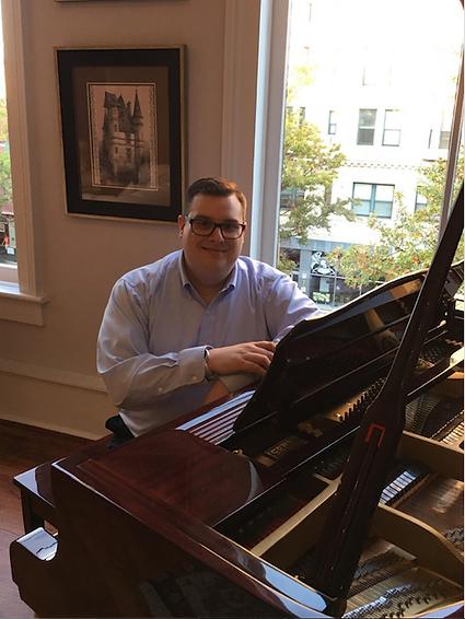 Jonathan Poe, accompanist